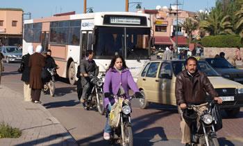 El Alsa también circula por Marrakech