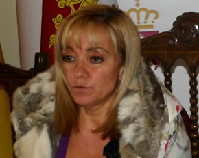 El Ayuntamiento acusó a Isabel Carrasco de rechazar financiación
