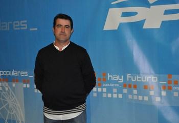 El candidato es actual alcalde pedáneo de Rozuelo