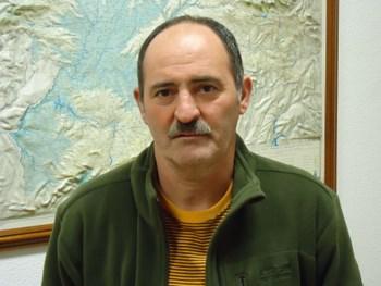 Román Díaz es el actual alcalde pedáneo de San Pedro