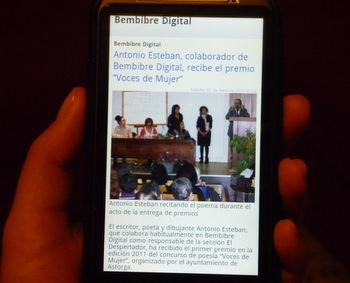La nueva versión móvil también agiliza la navegación