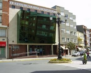 Las obras de la Plaza Santa Bárbara han hecho que los actos se trasladen al Teatro Benevívere