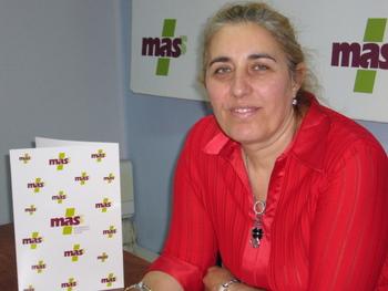 Carmen López será la cabeza de lista por el MASS