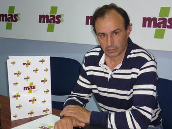Felipe Durán tiene una experiencia de ocho años como concejal