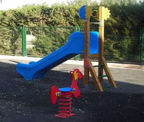 El equipo de gobierno anunció recientemente la adqisición de unos terrenos para construir un parque infantil en el barrio de Puentenuevo