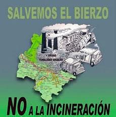 Alerta Bierzo impulsó recientemente una manifestación contra la incineración de residuos en la cementera Cosmos