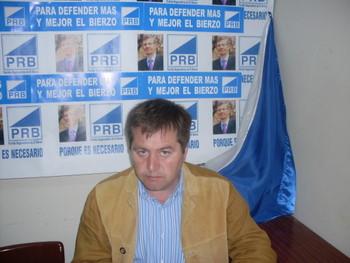 Marcelino Alonso pasó por los micrófonos de Hit Bierzo