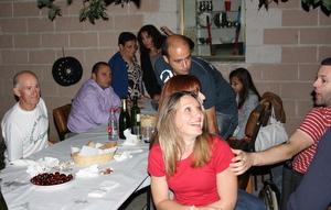 Un momento de la cena del pasado año. Foto: www.bembibreveteranos.com