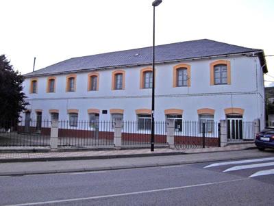 Escuelas de Folgoso de la Ribera
