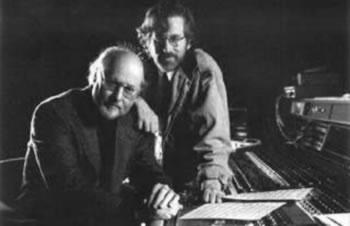 John Williams con Steven Spielberg