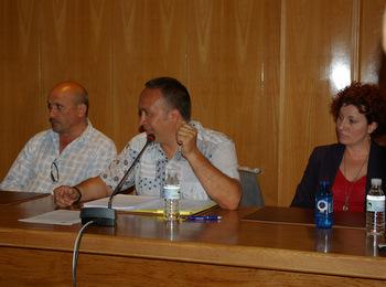 Concejales del grupo socialista (imagen de archivo)