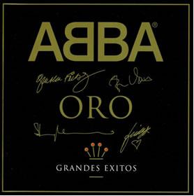 """Recopilatorio de Abba en español… aunque creo que es mejor """"ABBA Gold"""", con versiones originales"""
