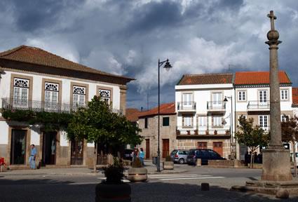 Plaza de San Martinho