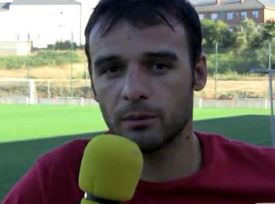 Fernando Ministro, técnico del Atlético Bembibre