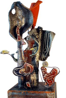 Escultura de Nacho Guarido