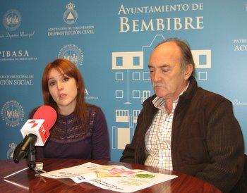 La concejala de Bienestar Social presentó el programa con Otero