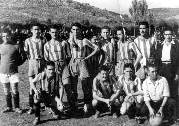 Atlético Bembibre en 1945