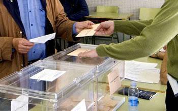 Los ciudadanos eligieron este domingo el futuro gobierno del PP con Rajoy