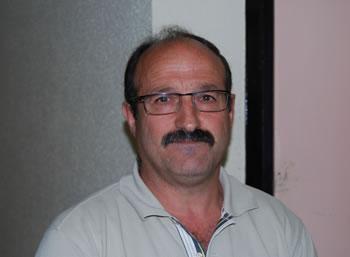 José Antonio Falagán, presidente del Atlético Bembibre