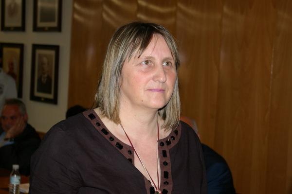 Gloria Castro Cabezas es la Concejal de Medioambiente y Sanidad