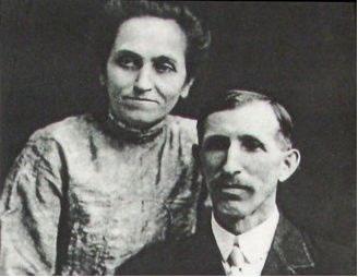 Los padres de Walt Disney, Flora y Elias