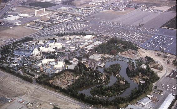 El primer parque temático Disney, en Los ángeles