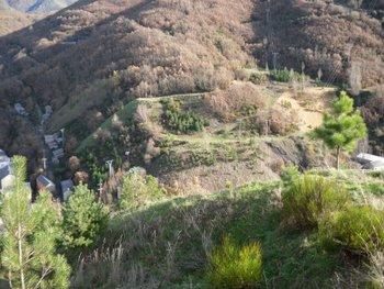 Imagen actual de la escombrera de Tremor
