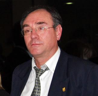 Sigifredo Benavides es el Concejal delegado de Promoción Industrial