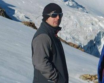 Javier era un apasionado de la montaña