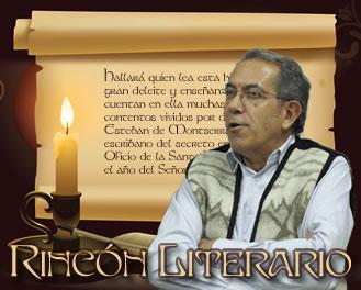 Tomás Néstor presenta el Rincón Literario