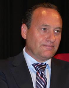 Alfonso Arias, presidente del Consejo Comarcal del Bierzo