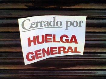 La huelga se desarrollará durante la jornada del jueves