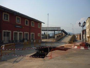 El Ayuntamiento rechaza que las obras tengan nada que ver