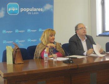 Isabel Carrasco y Eduardo Fernández confirman la elección