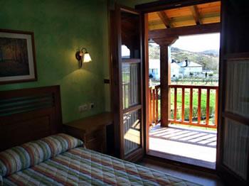 Alojamiento de turismo rural en El Bierzo Alto