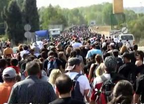 Imagen de manifestaciones anteriores en la comarca del Bierzo