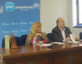 Comité ejecutivo Partido Popular de León (imagen de archivo)