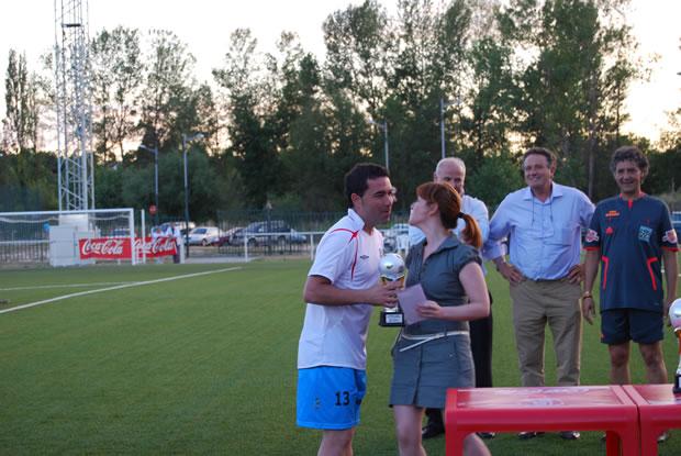 3º Clasificado: Acuario - 500 € y trofeo