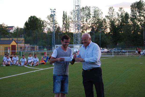 4º Clasificado: Lubersil - 150 € y trofeo