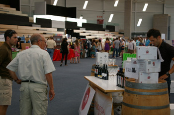 Imagen de archivo de la Feria del pasado año