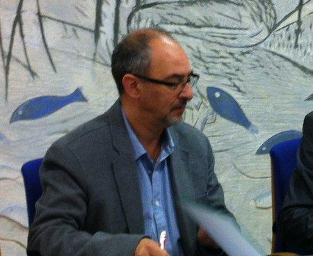 El director de Proyecto Hombre, Jorge Pena, lamenta la falta de subvenciones