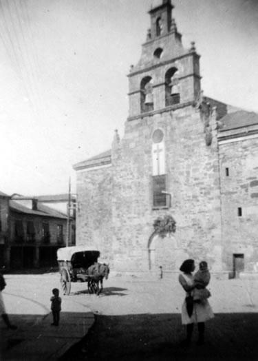 Iglesia de San Pedro - 2 de mayo de 1942