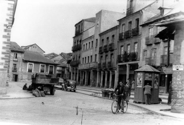 Plaza del Generalísimo 1952-1953