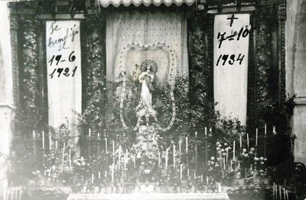 Retablo Barroco - 1931