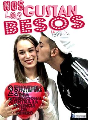 Nos gustan los besos