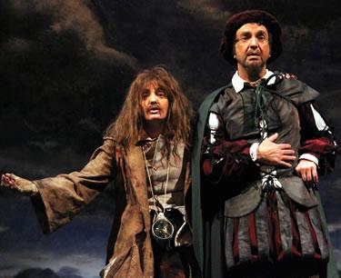 Morfeo Teatro - El coloquio de los perros (Cervantes)