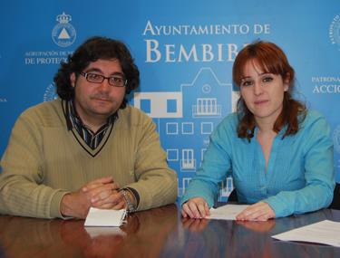 Laura Álvarez y Manuel Cuenya