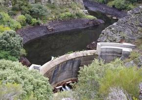 Las presas y pantanos impide a muchas especies remontar el río para reproducirse