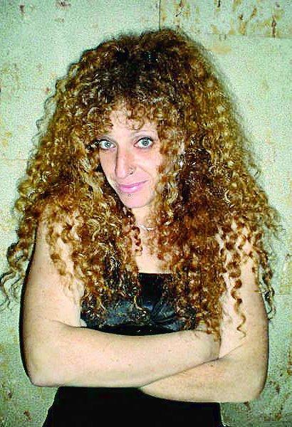 María La Vikinga interpreta el papel de Junca en la seríe Aída