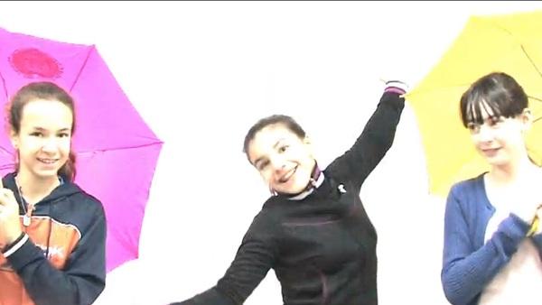 Captura de pantalla del vídeo elaborado por los alumnos del centro